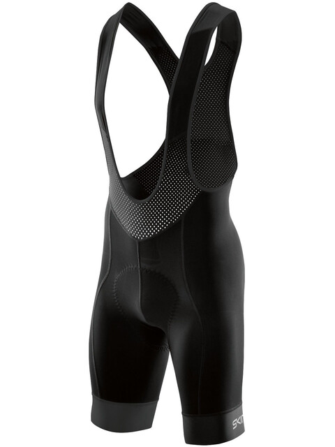Skins Cycle DNAmic Bib 1/2 Tights Men black